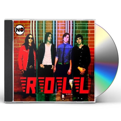 No ROLL CD