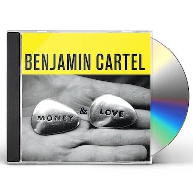 Benjamin Cartel MONEY & LOVE CD