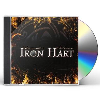 Samantha Moore IRON HART CD
