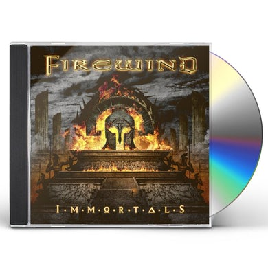 IMMORTALS CD