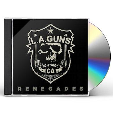 LA Guns  Renegades CD