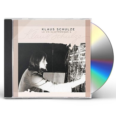 Klaus Schulze LA VIE ELECTRONIQUE 6 CD