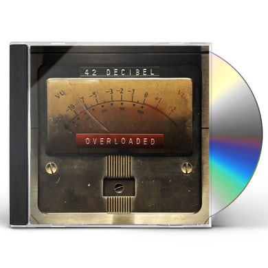 42 Decibel OVERLOADED CD