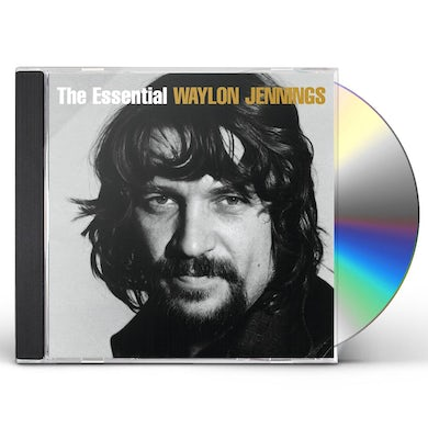 ESSENTIAL WAYLON JENNINGS CD