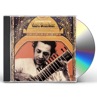 Ravi Shankar SOUNDS OF INDIA CD
