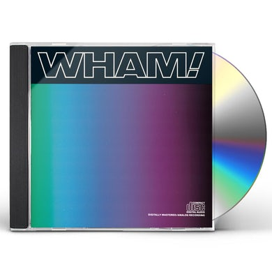 Wham! MUSIC FROM THE EDGE OF HEAVEN CD