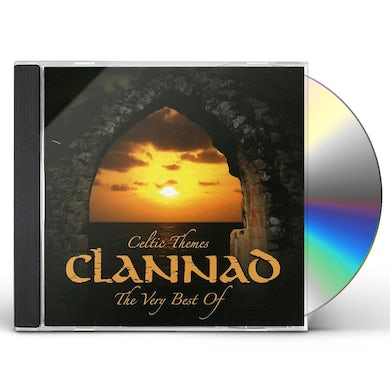 Clannad CELTIC THEMES: VERY BEST OF CD