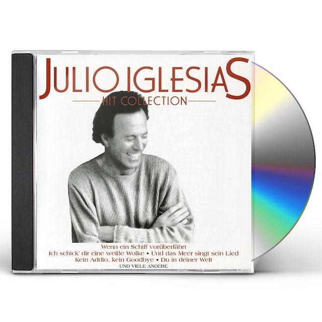 Julio Iglesias HIT COLLECTION EDITION CD