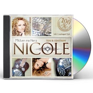 Nicole MITTEN INS HERZ TOUR EDITION CD