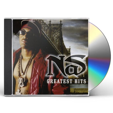 Nas GREATEST HITS CD