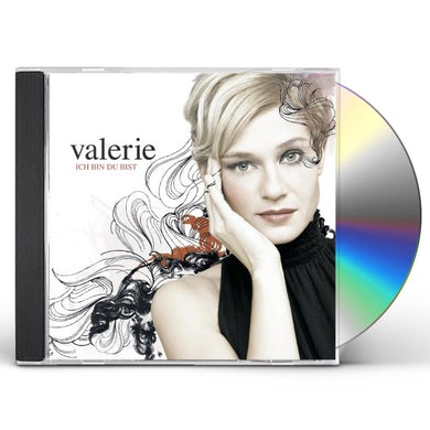Valerie Sajdik ICH BIN DU BIST CD
