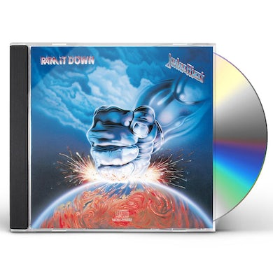 Judas Priest RAM IT DOWN CD