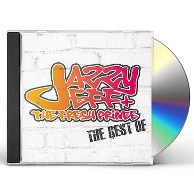 DJ Jazzy Jeff & Fresh Prince BEST OF CD