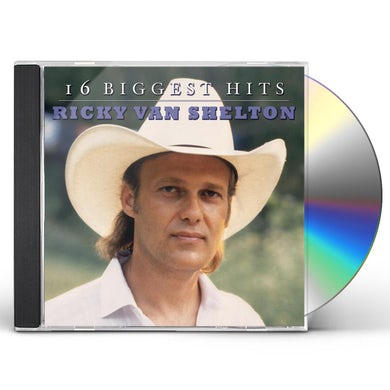 Ricky Van Shelton 16 BIGGEST HITS CD