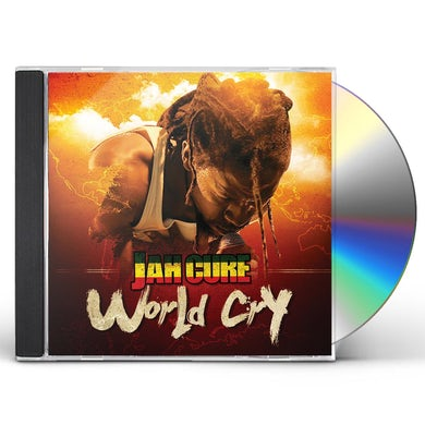 Jah Cure WORLD CRY CD