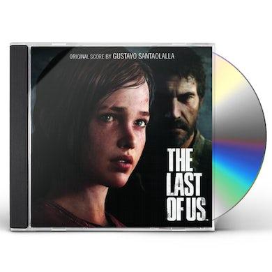 GUSTAVO SANTAOLALLA LAST OF US (VIDEO GAME SOUNDTRACK) CD