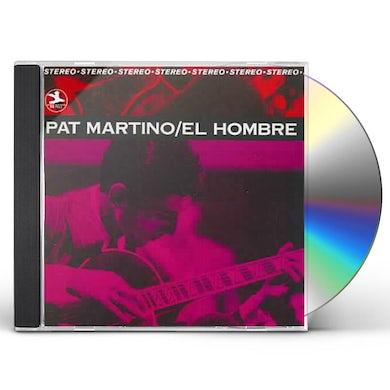 Pat Martino HOMBRE: RUDY VAN GELDER REMASTERS SERIES CD