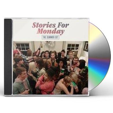 Summer Set STORIES FOR MONDAY CD
