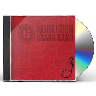 Revolution Brass Band CD