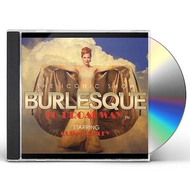 Quinn Lemley BURLESQUE TO BROADWAY CD