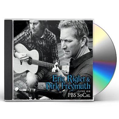 Eric Rigler LIVE ON PBS SOCAL CD