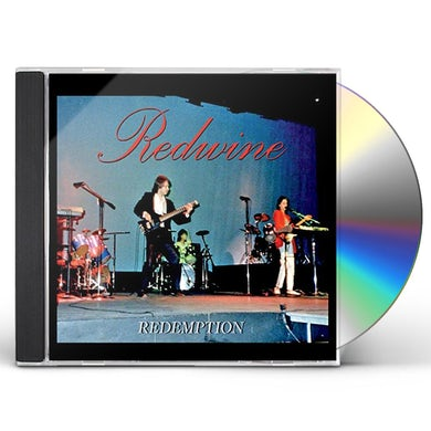Redwine REDEMPTION CD