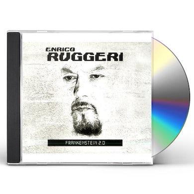 Enrico Ruggeri FRANKENSTEIN 2.0 CD