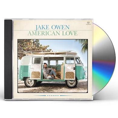 Jake Owen AMERICAN LOVE CD