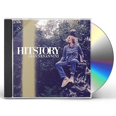 Gianna Nannini HITSTORY CD