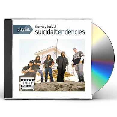 PLAYLIST: THE VERY BEST OF SUICIDAL TENDENCIES CD