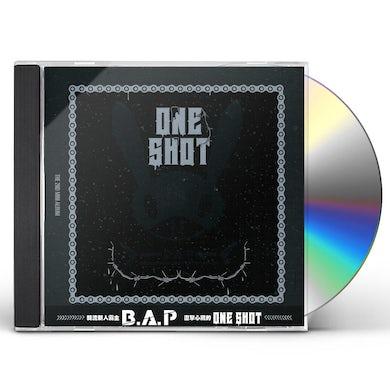 B.A.P ONE SHOT CD
