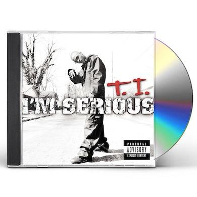 T.I. I'M SERIOUS CD