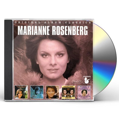 Marianne Rosenberg ORIGINAL ALBUM CLASSICS 1971-76 CD