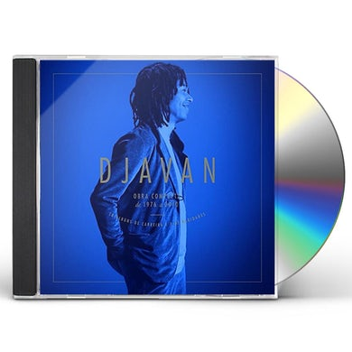 Djavan OBRA COMPLETA DE 1976 A 2010 CD