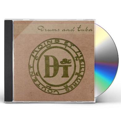 Drums & Tuba FLATHEADS & SPOONIES CD