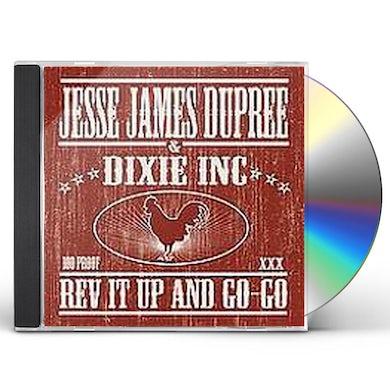 REV IT UP & GO-GO CD