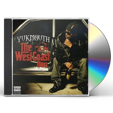 Yukmouth WEST COAST DON CD