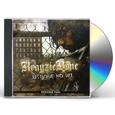 Krayzie Bone JUST ONE MO HIT 2 CD