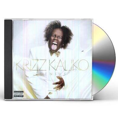 Krizz Kaliko GENIUS CD