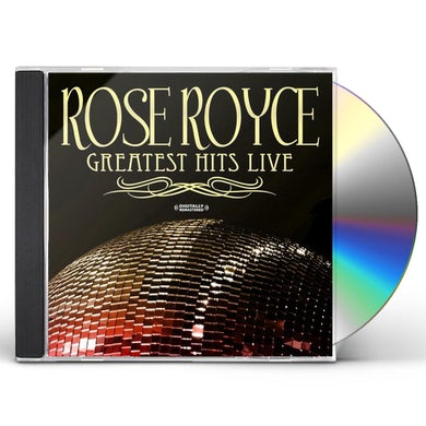 GREATEST HITS - LIVE (DIGITALLY REMASTERED) CD
