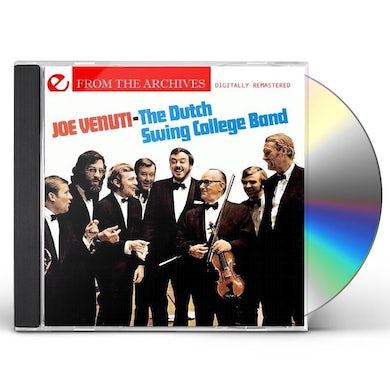 MEETS JOE VENUTI CD