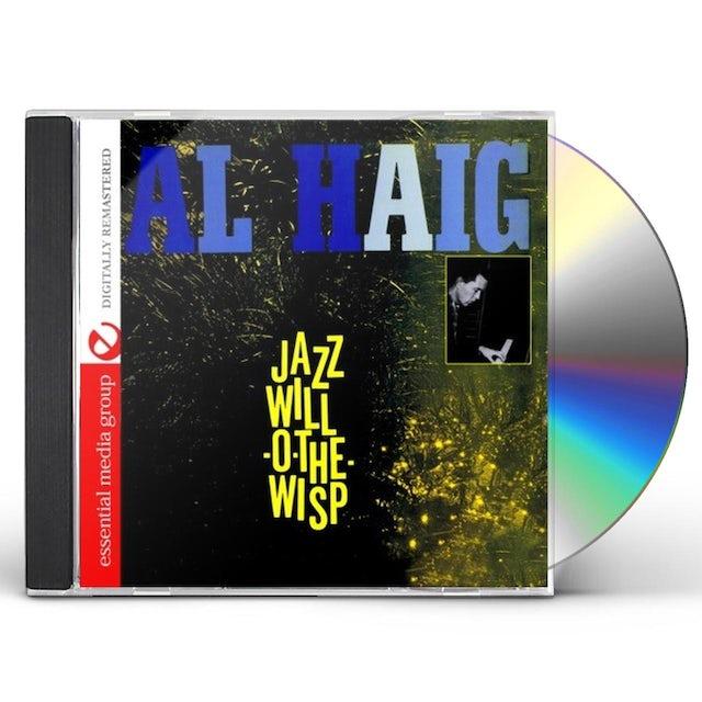 Al Haig JAZZ WILL-O-THE WISP CD