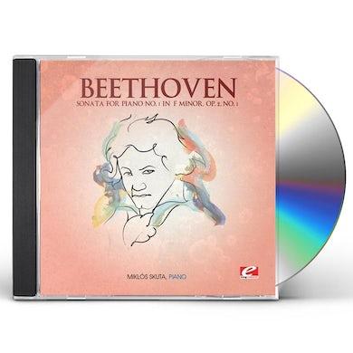 Ludwig Van Beethoven SONATA FOR PIANO 1 IN F MINOR CD