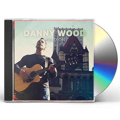 Danny Wood HOLD ON CD