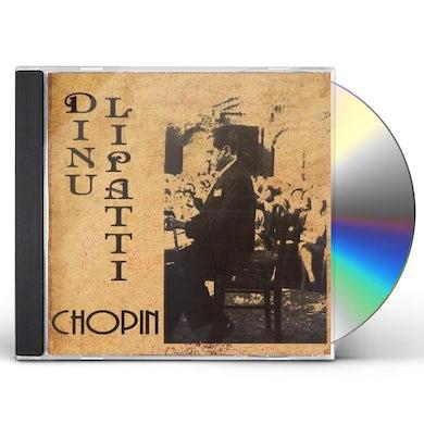 Dinu Lipatti PLAYS CHOPIN CD