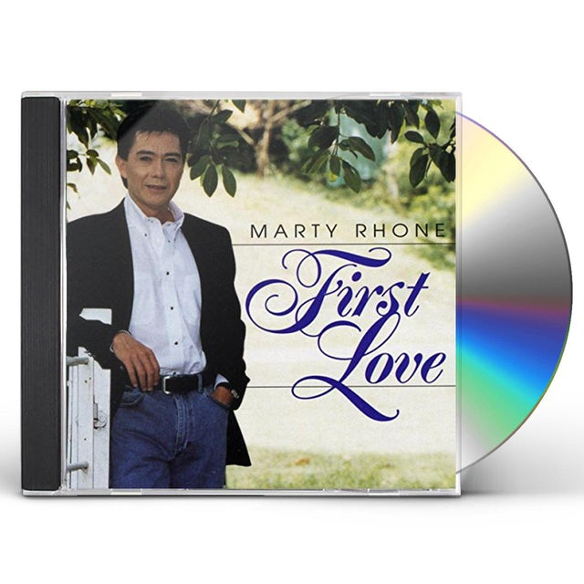 Marty Rhone FIRST LOVE CD