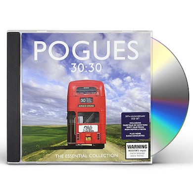 The Pogues 30:30-ESSENTIAL COLLECTION CD