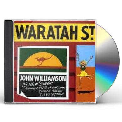 John Williamson WARATAH CD