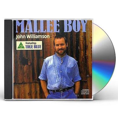 John Williamson MALLEE BOY CD