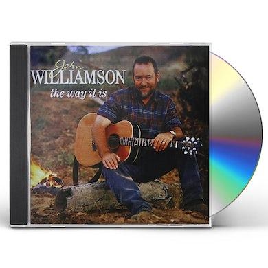 John Williamson WAY IT IS THE CD